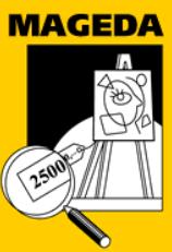 MAGEDA – Maler- und Gemäldedatenbank Logo